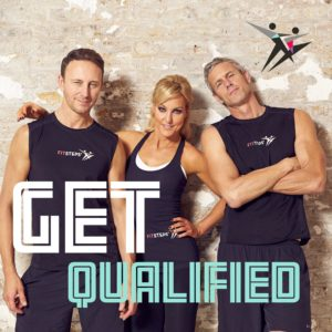FitSteps Training - Get Qualified