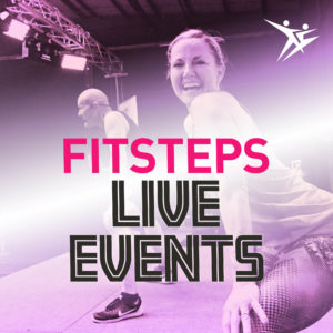 FitSteps Events